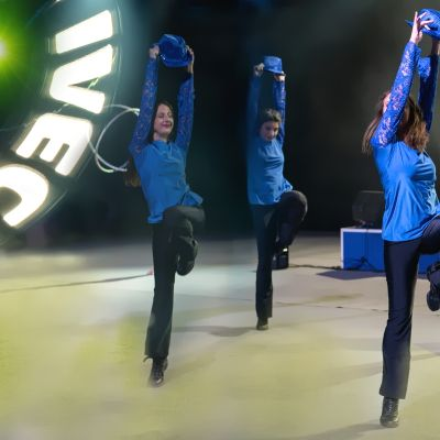 IVECO S Way Event  Belgrade  Dance Plus  November 2019   002